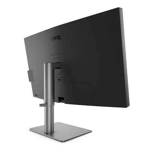 Ben Q 31 5 inch monitor PD3220u special back 45