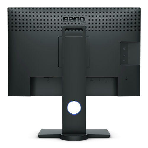 BenQ SW240 24 Inch Monitor Rear View
