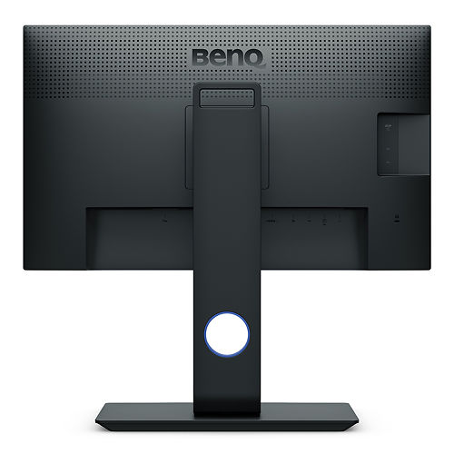 Ben Q SW270c 27 Inch Monitor Rear View