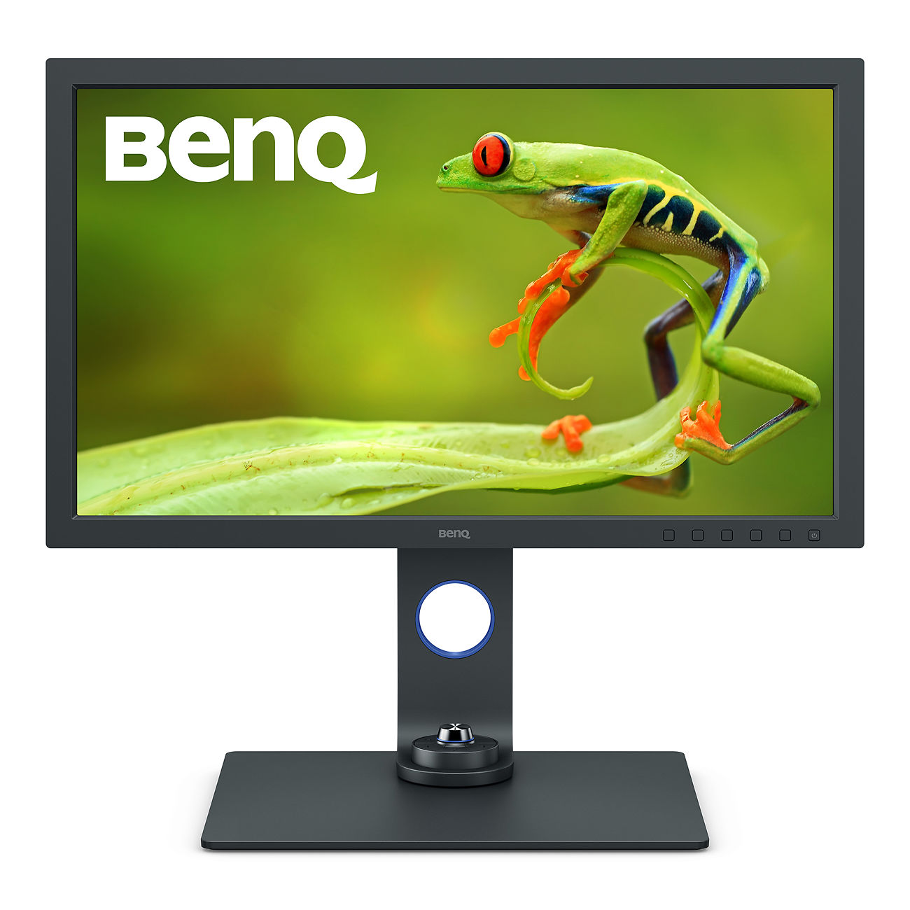 "BenQ SW271C 27"" 4K Monitor Image"