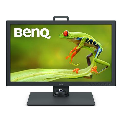 Ben Q SW271c 27 inch monitor front 1