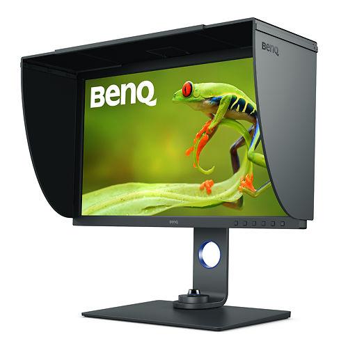 "BenQ SW271C 27"" 4K Monitor Master Image"