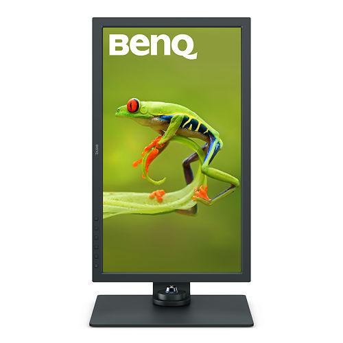 Ben Q SW271c 27 inch monitor front portrait