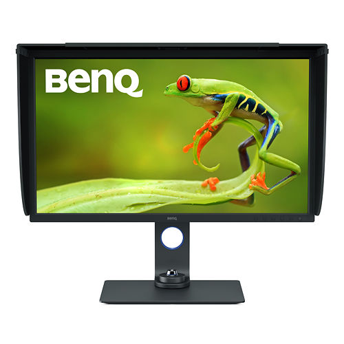 "BenQ SW321c 32"" 4K Monitor Master Image"