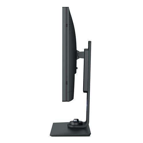 Ben Q SW321 C 32 Inch Monitor Side