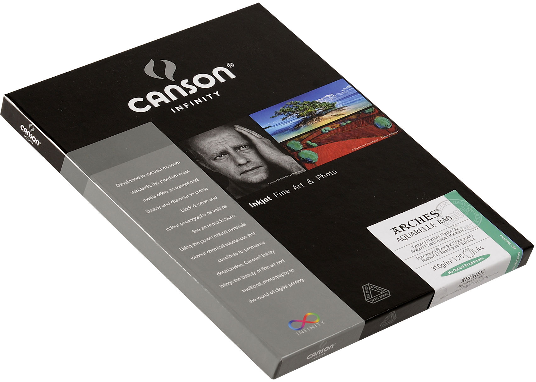 Canson Infinity Aquarelle Rag 310gsm Image