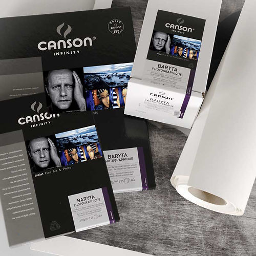 Canson Infinity Baryta Photographique 310gsm Master Image