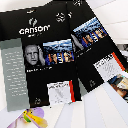 Canson Infinity Fine Art Discovery Pack Master Image