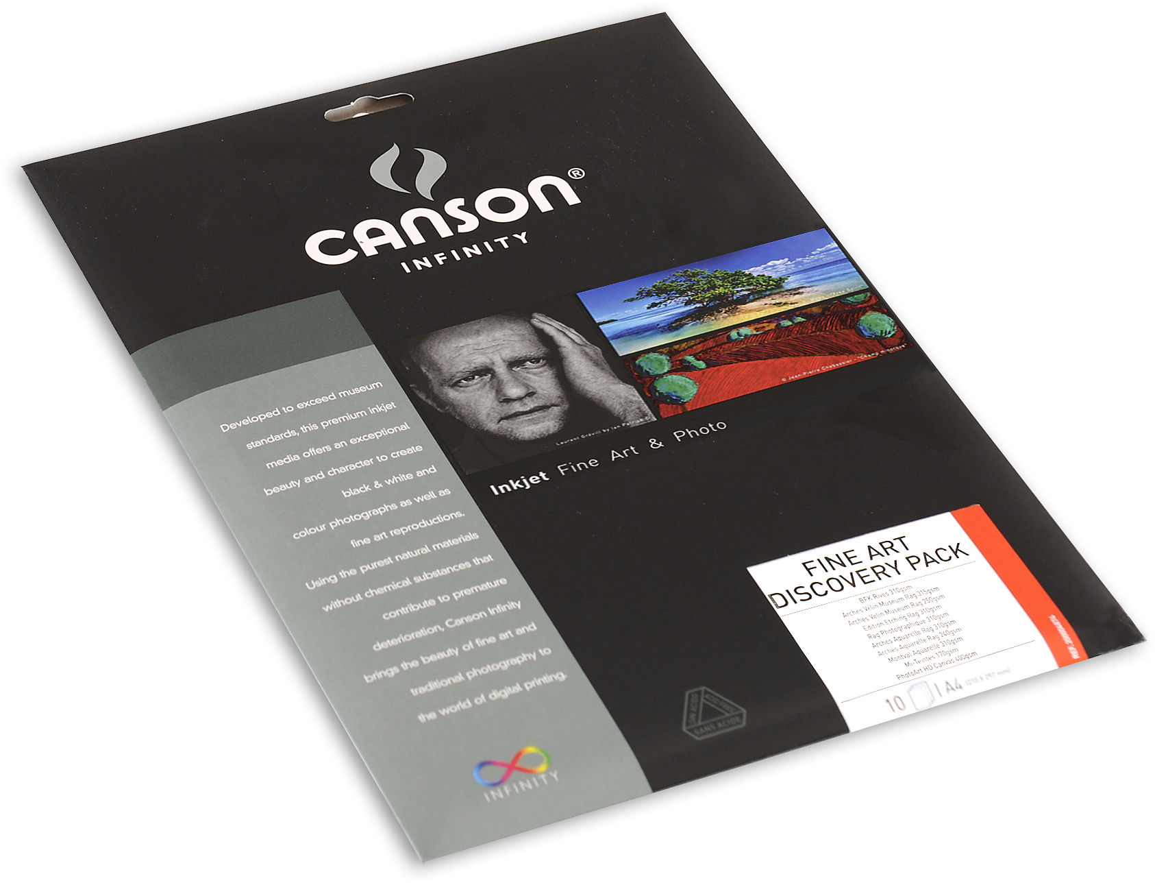 Canson Infinity Fine Art Discovery Pack Image