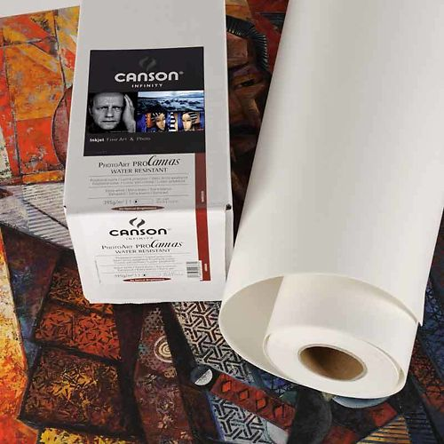 Canson Infinity PhotoArt ProCanvas Lustre 395gsm Master Image