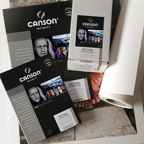 Canson Infinity Edition Etching Rag 310gsm Master Image