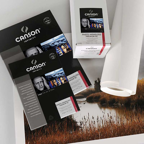 Canson Infinity Photo HighGloss Premium 315gsm Master Image