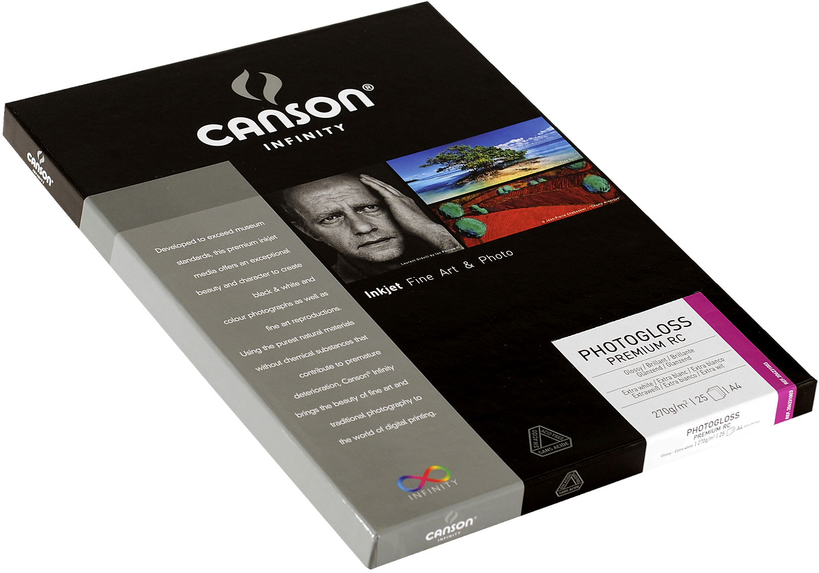 Canson Infinity PhotoGloss Premium 270gsm Image