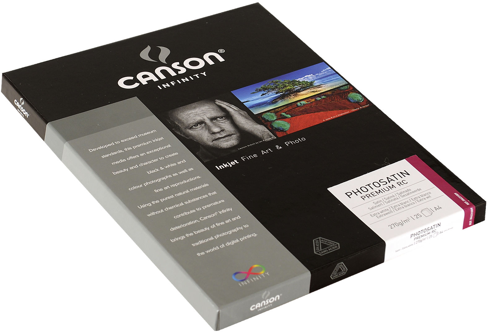Canson Infinity PhotoSatin Premium 270gsm Clearance Image