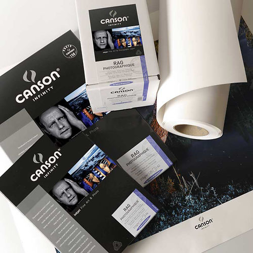 Canson Infinity Rag Photographique 310gsm Master Image