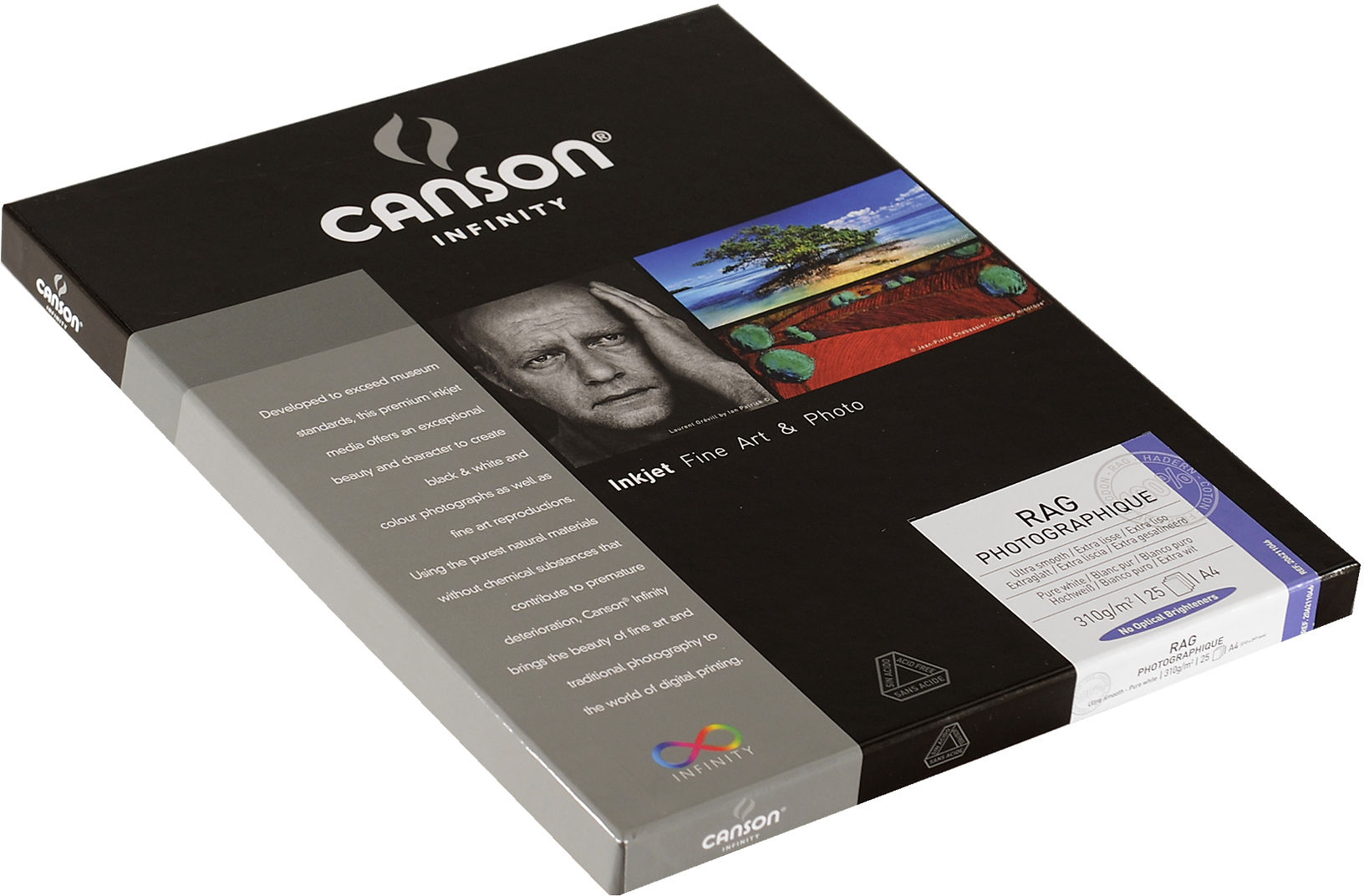 Canson Infinity Rag Photographique 310gsm Image