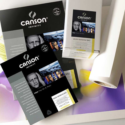 Canson Infinity Velin Museum Rag 315gsm Master Image