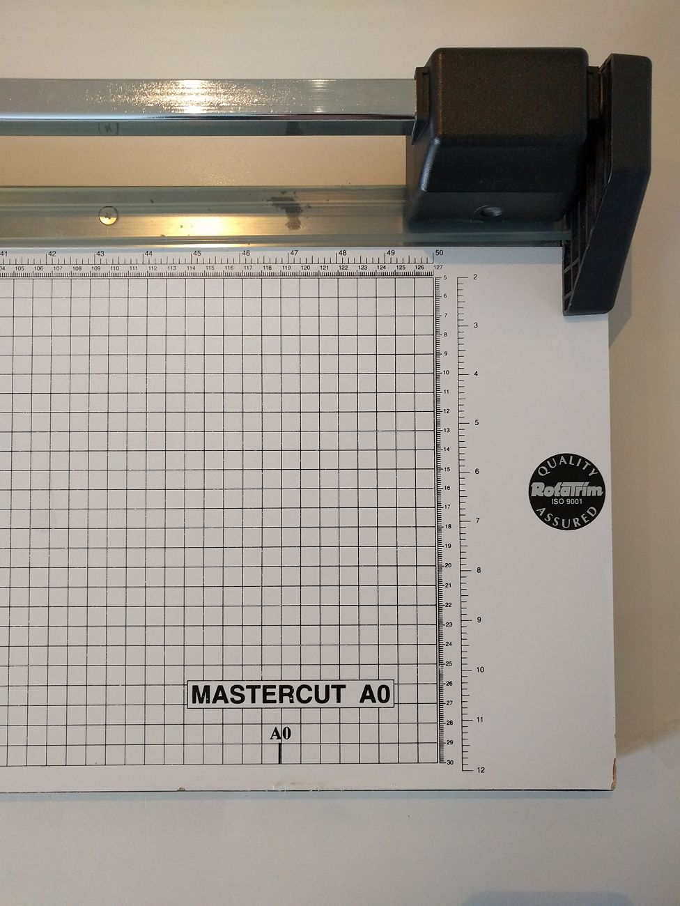 Rotatrim Mastercut A0 Trimmer - Used Image