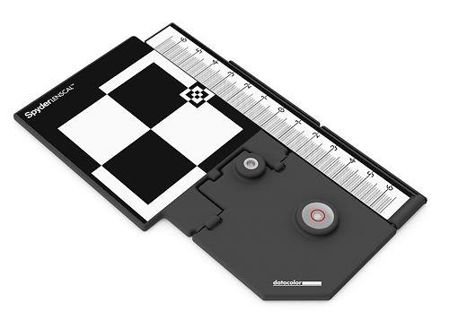 Datacolor Spyder LensCal Flat View