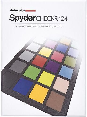 DataColor Spyder Checkr24 Master Image