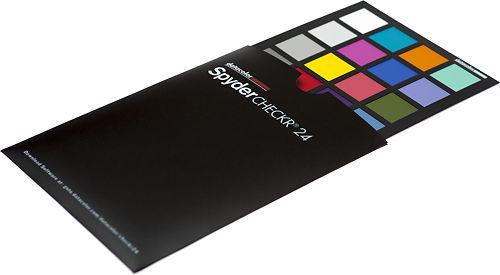 DataColor Spydercheckr24 Chart Front