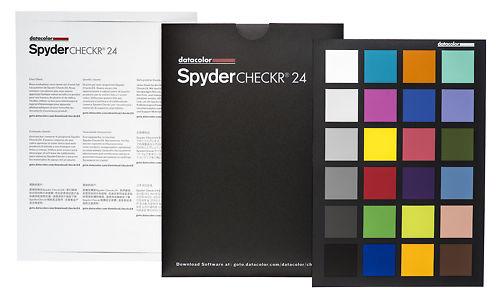 DataColor Spydercheckr24 Content Package
