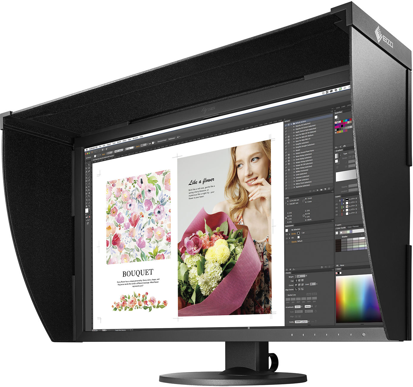 "Eizo ColorEdge CG2730 27"" Monitor Image"