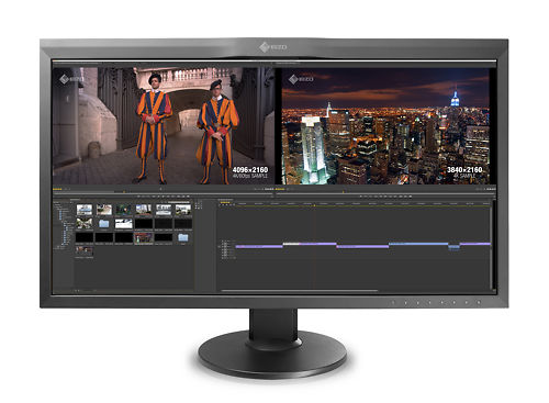 EIZO CG318 31 Inch 4K ColorEdge Monitor Display View