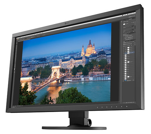 Eizo Color Edge CS2731 27 Inch Monitor left withcontents