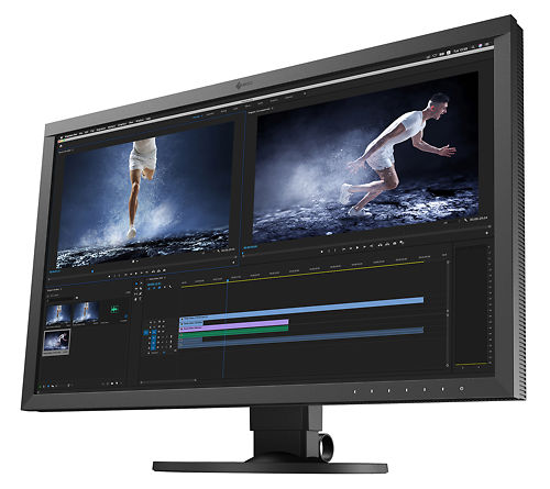 Eizo Color Edge CS2740 left 45 withcontents 2