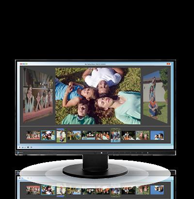 "Eizo Flexscan EV2450 24"" Monitor Master Image"