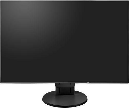 "Eizo Flexscan EV2456 24"" Monitor Black Front"