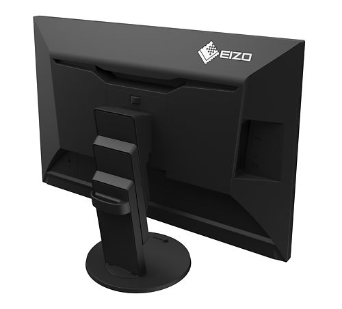 EIZO EV2475 24 Inch Flexscan Monitor Rear View