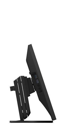 EIZO EV2475 24 Inch Flexscan Monitor Side Tilt