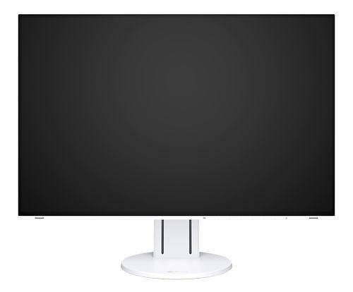 EIZO EV2475 24 Inch Flexscan Monitor Front View White