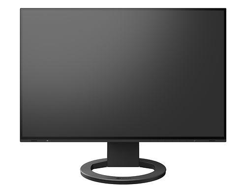 Eizo Flex Scan 24inch Monitor EV2495 BK Front Screen Off