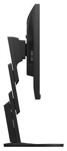 Eizo Flex Scan 27inch Monitor EV2760 BK Side Stand