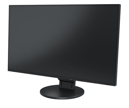 Eizo Flexscan EV2785 27 Inch Monitor Black Left Side View