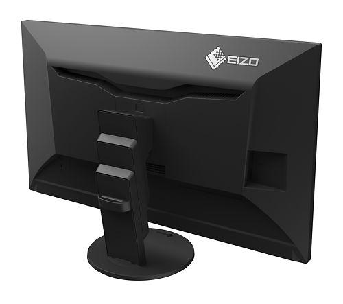 Eizo Flexscan EV3285 32 Inch Monitor Black Back Side View