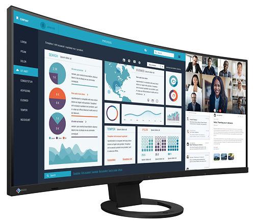 "Eizo Flexscan EV3895 37.5"" Monitor Master Image"