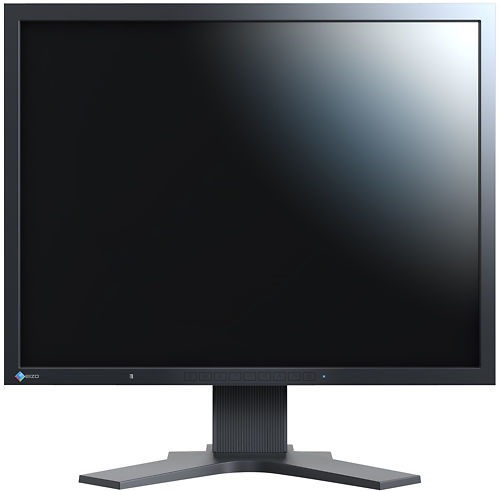 EIZO S2133 21.3 Inch FlexScan Monitor Front