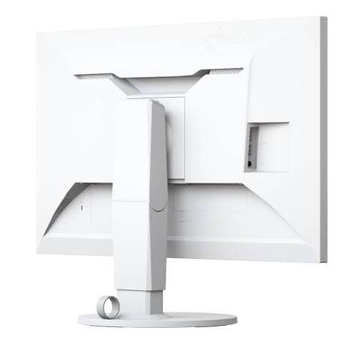 Eizo Ev2750 White Bezel 27 Inch Monitor Back