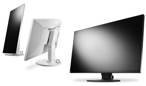 Eizo Ev2750 White Bezel 27 Inch Monitor View