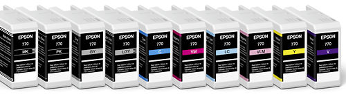 Epson SureColor P706 Inks Master Image