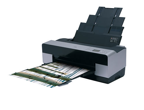 Epson Stylus 3800 Inkjet Printer
