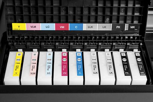 Epson SureColor P600 A3+ Inkjet Printer Inks