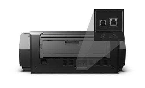 Epson SureColor P600 A3+ Inkjet Printer Ports