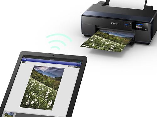 Epson SureColor P600 A3+ Inkjet Printer Wifi