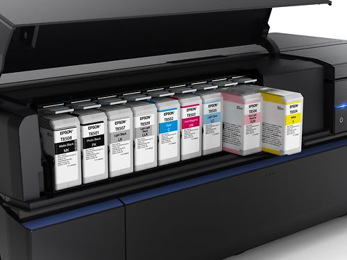 Epson SureColor P800 A2 Inkjet Printer Inks