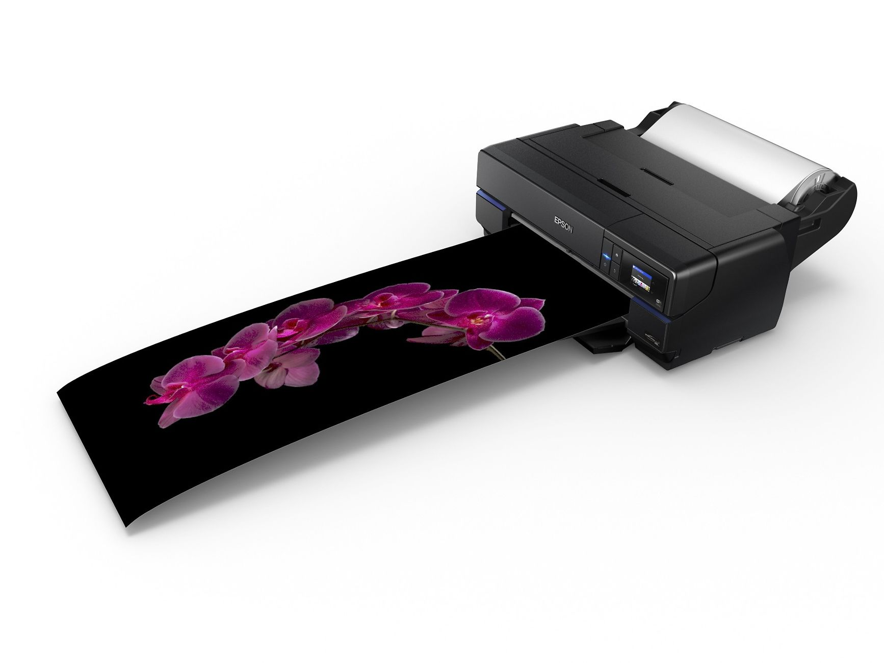 Epson SureColor P800 17 Inch Roll Holder Image